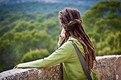 My precious daughter (Juan Antonio Cap) Tags: dreadlocks hair hardcore reggae dreads rasta pelo ohhh cabello  capelli rastas cheveux melena   sa       dreadlooks        melen