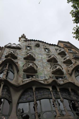 Barcelona - 2ª feira - dia 2 de Maio