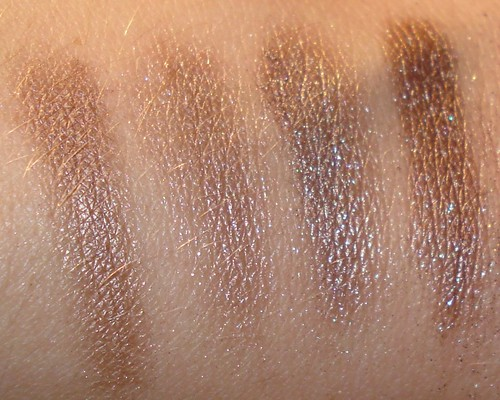Inglot and MAC Comparisons