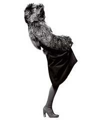 Raquel Zimmerman in Alexander McQueen -Harper's Bazaar (Winter Phoenix) Tags: harpers raquel alexander bazaar zimmerman mcqueen