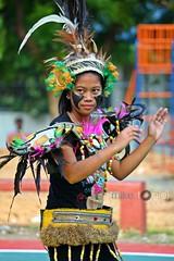 Ati-atihan dancer
