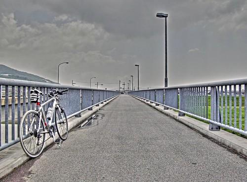 中川橋(百間川)