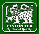 Sello té de Ceilán