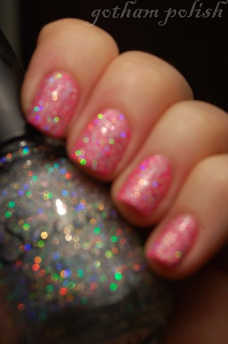 Savina Fairy Dust pink GP 2