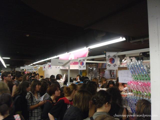 Korean Connection boutiques