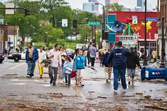 North Minneapolis Tornado Damage (Tony Webster) Tags: storm weather minnesota debris minneapolis jordan tornado nomi northminneapolis ccbync20150103 cgo1511