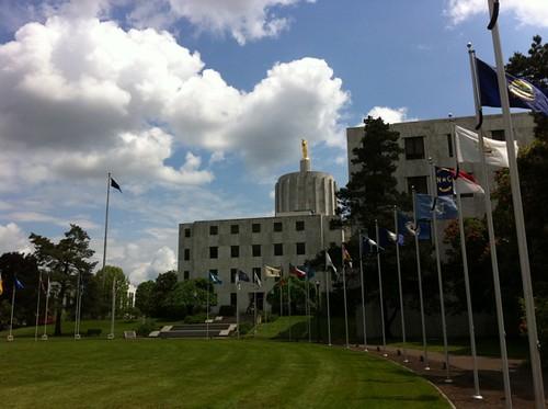 State Capitol in Salem