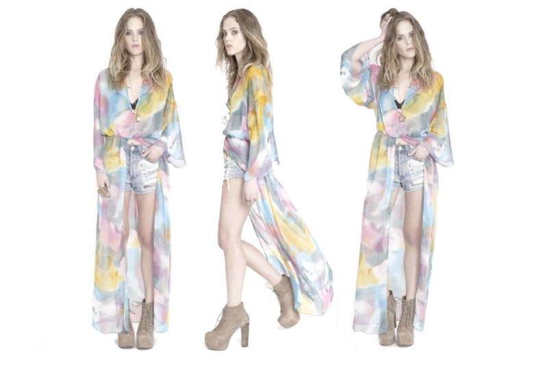 dreamdress sheer robe