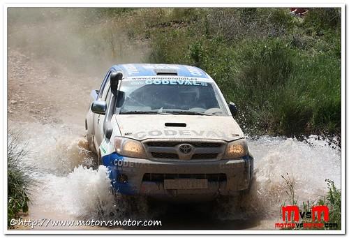 IV Rallye Diputación de Burgos-Baja Tierras del Cid 2011