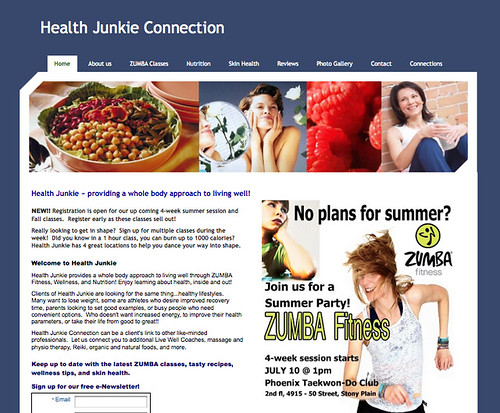 Health Junkie Connection