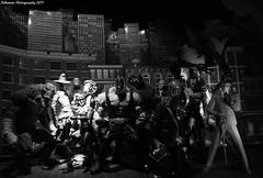 Batman Villains 10 (THE AMAZING KIKEMAN) Tags: comics paul photography penguin dc al gallery jean mr action bruce wayne scarecrow moth ivy harley killer valley freeze figure batman quinn croc poison hush bane ras riddler mattel diorama villains gul finest azrael enemies clayface the rogues gothams manbat