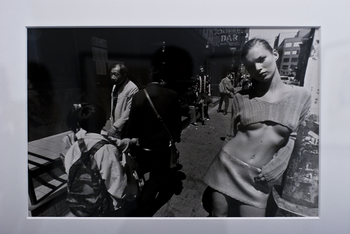 Kate Moss Portfolio @ Danziger Projects, New York City