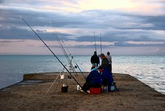 Being cool in Courtown (murtphillips) Tags: fishing satisfaction courtown