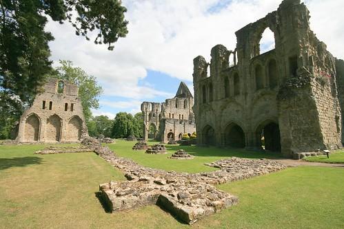 Wenlock Abbey