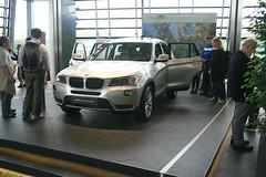 BMW X3 xDrive20d - BMW Welt München