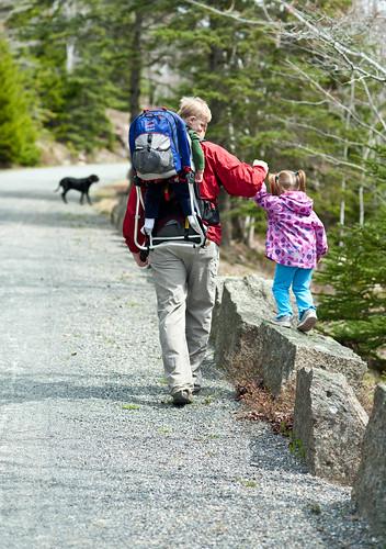 Staff Hike2