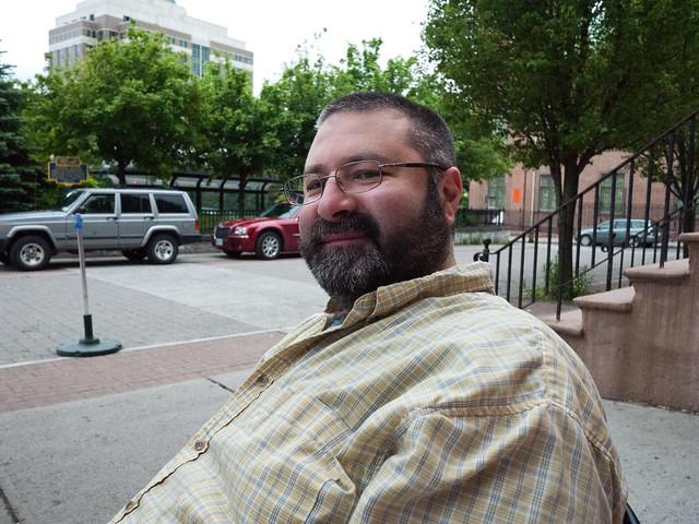 Mikeybear at Bear Albany Brunch
