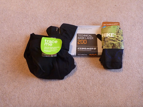Review of Icebreaker Hiking Wear From Natureshop Clothing