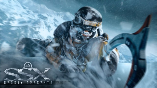 E3 2011: SSX Hands-On Preview