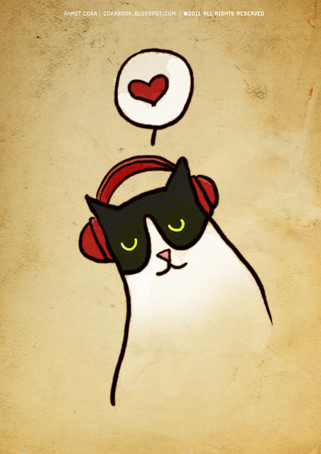 puskul likes music