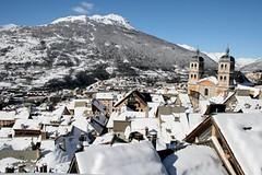 Briançon - město barokního maršálka