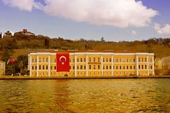 università Galatasaray - Istanbul (patrizia.lungonelli) Tags: università galatasaray architettura istambul turchia crocierasulbosforo