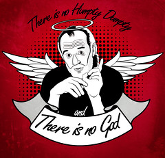 There is no Humpty Dumpty (Tom Trager) Tags: illustration george god atheism religion vector carlin atheist georgecarlin