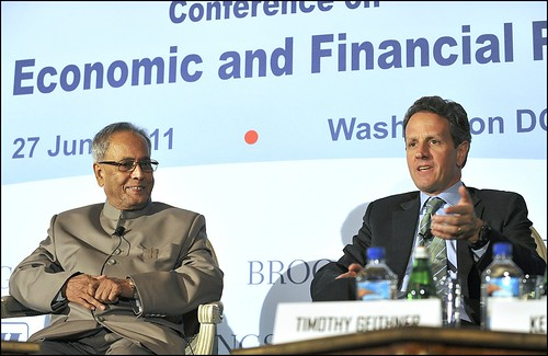 """2011 U.S.-India Economic and Financial Partnership"""