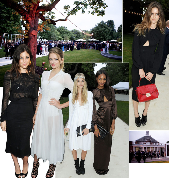 BurberrySerpentineparty