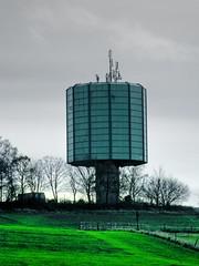Wasserturm Essen-Byfang (Reinhard H) Tags: deutschland watertower nrw wasserturm