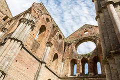 Abbey of San Galgano (generatorrr) Tags: italy abbey ruins san italia tuscany toscana rovine abbazia galgano