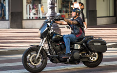 (seua_yai) Tags: northamerica america usa california bayarea sanfrancisco thecity downtown urban people wheels street motorcycle motorbike candid lifeinthestreet sanfrancisco2016