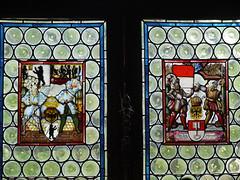 Stained Glass (sentsim) Tags: romani travel bucharest