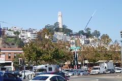 Coit Tower (frankbehrens) Tags: california sanfrancisco kalifornien coittower