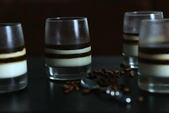 Coffee + Panna Cotta (Lan | MoreStomachBlog) Tags: pannacotta coffee dessert glutenfree lactosefree dairy agaragar