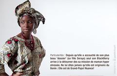 Corporate Work - Gazelle Touch (Dossou) Tags: advertising corporate touch ad benin gazelle publicite cotonou
