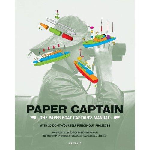 paper captain