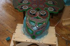sagging_space_daniel_wiener037 (Daniel Wiener) Tags: sculpture bench making scupture craftsmen contemporarysculpture apoxiesculpt makingisthinking