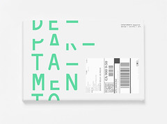 Departamento (_Untitled-1) Tags: magazine grid typography layout design graphic cover editorial osaka network departamento