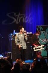 Cobra Starship - Stride Shift Concert (Stride Gum) Tags: usa ny newyork cobrastarship stridegum strideshift strideshiftconcert strideshiftconcertnyc