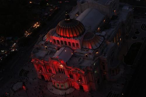 Palacio Rojo by FotoMimo