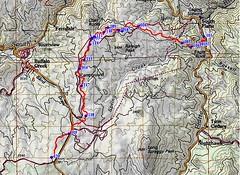 CO Trail Topo Segment 2
