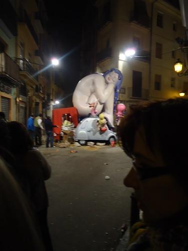 Las Fallas 2011