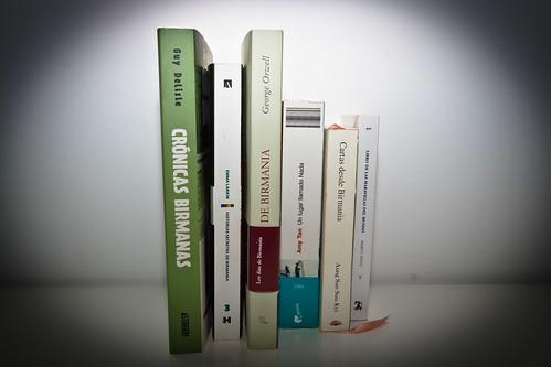 Libros sobre Myanmar