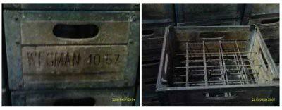 wegman crate