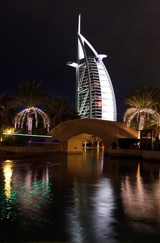 Burj-Al-Arab by PC - My Shots@Photography