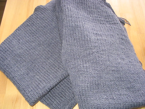 Basic Pullover Back and Front