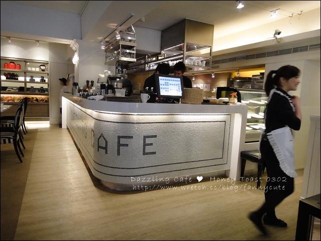 蜜糖吐司 台北東區 Dazzling Cafe