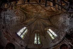 The fancy Vault! (Batram) Tags: urban abandoned church germany lost cathedral decay kirche east holy juliet exploration hdr nikolai heilig urbex jonib urbexcity
