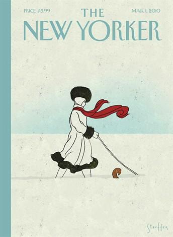 capa new yorker março 2010